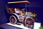 PANHARD & LEVASSOR 6-HP TYPE A1 DOUBLE PHAETON WITH CANOPY, 1899