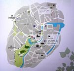 map centrum Oldenburg